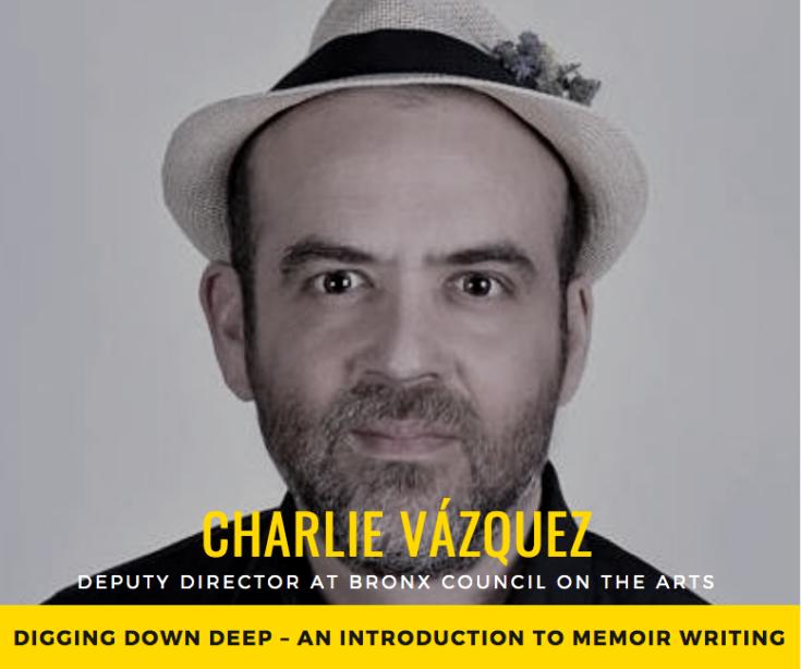 Charlie Vázquez Badge
