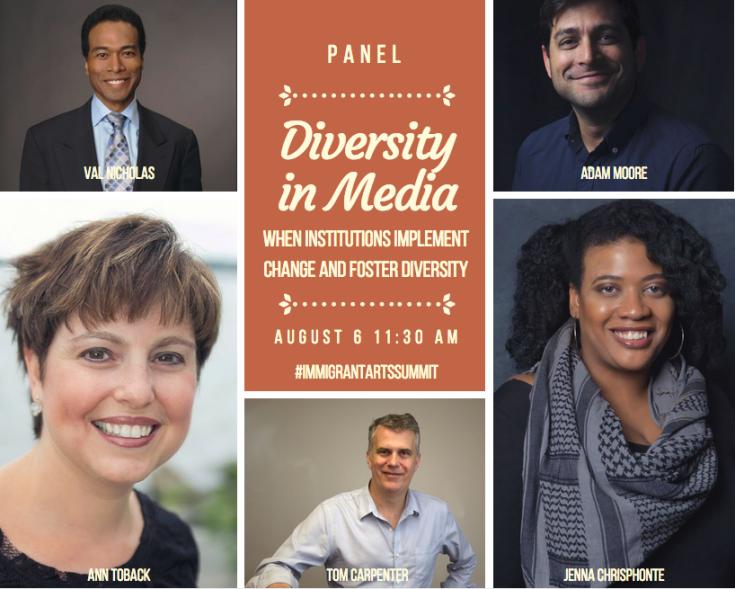 Diversity in Media Panel